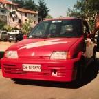 Giannini Cinquecento von Lavazza Tecno 1993 in Garlenda (SV)