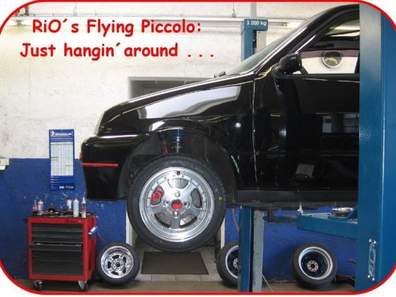RiO´s Flying Piccolo